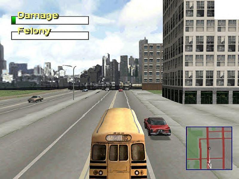 Скачать игру драйвер 2 на компьютер