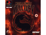 Игра PS - Mortal Kombat Trilogy