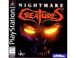 Игра PS - NIGHTMARE CREATURES