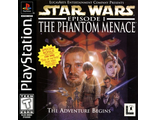 Игра PS - Star Wars Episode I The Phantom Menace