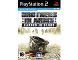 Игра PS2 - Brothers in Arms Earned in Blood