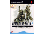 Игра PS2 - Metal Gear Solid 2 Substance