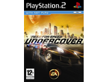 Игра PS2 - Need for Speed Undercover